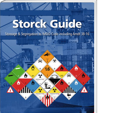 Stowage and Segregation Guide IMDG 38-16