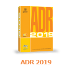 ADR 2019  Accordo Europeo in lingua italiana